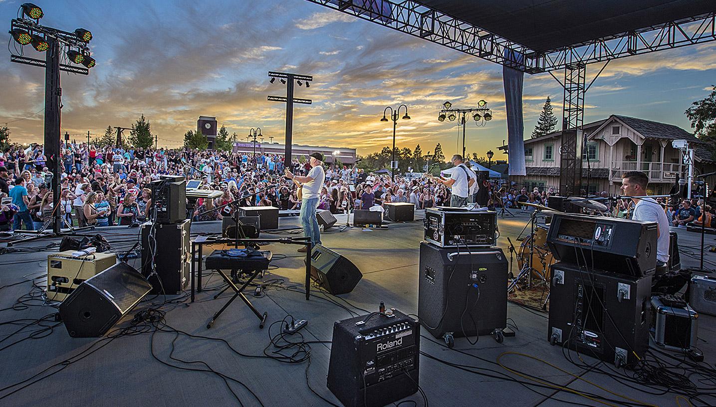 Folsom Live Concert