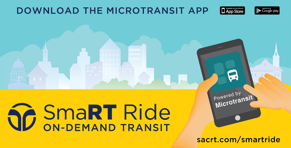 SmaRT Ride: Coming soon to Downtown, Midtown and East