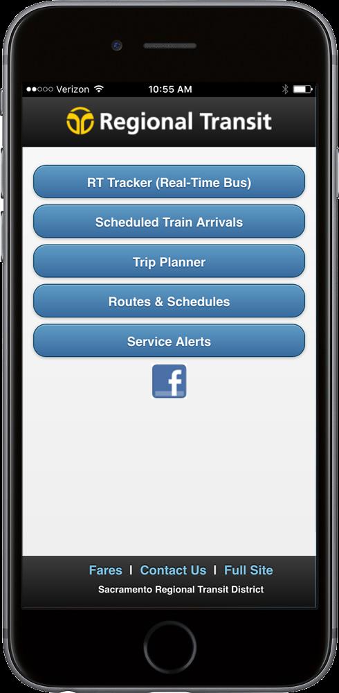 SacRT Service Alerts
