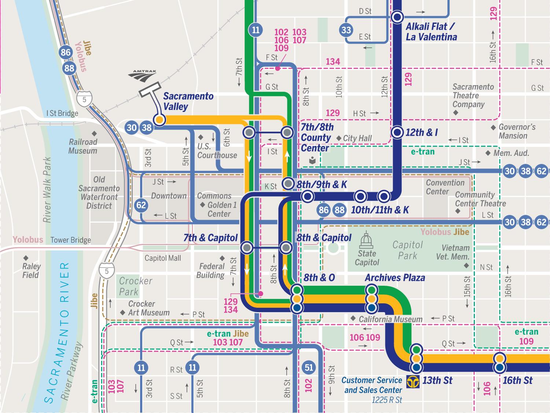 denver light rail map pdf Sacramento Regional Transit District denver light rail map pdf
