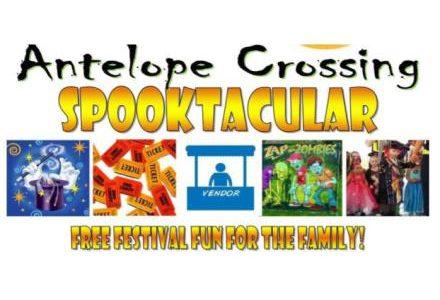 Antelope Spooktacular