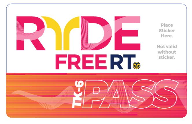 Student Fare-Free Transit Pass Program – Sacramento Regional
