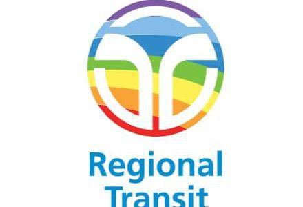Pride SacRT Logo